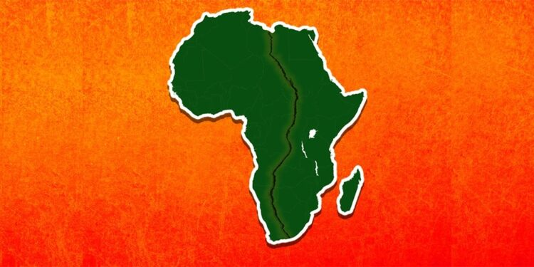 Africa has failed, how about we split it up
