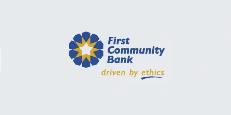 First Community Bank branch codes