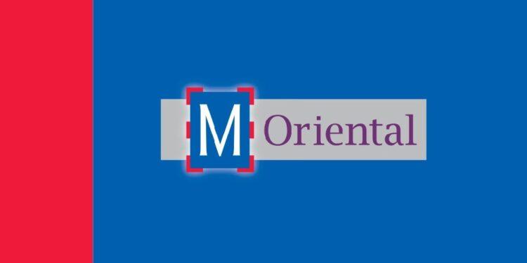 M Oriental Bank branch codes