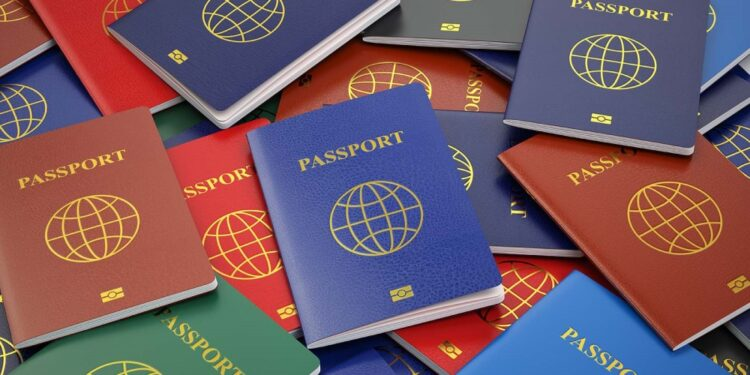 Top 10 most powerful passports in Africa