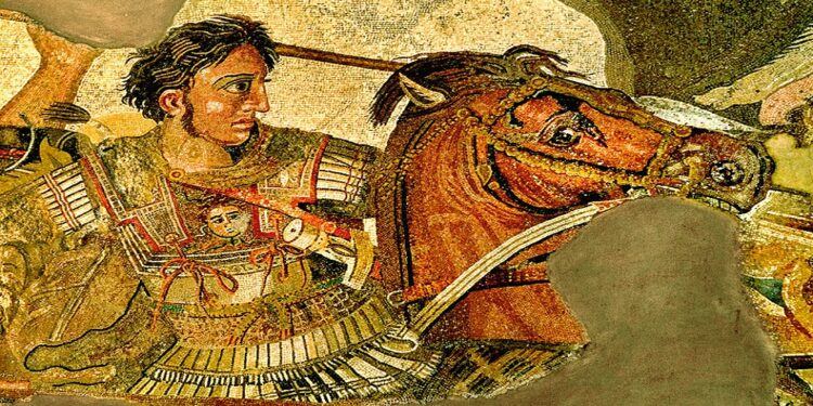 Best quotes from Alexander The Great