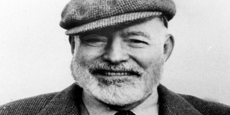 Best quotes from Ernest Hemingway