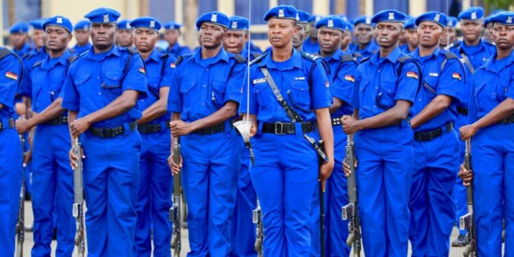 Kenya Police Service recruitment requirements
