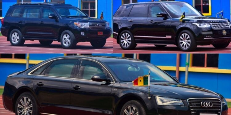 Top 10 most expensive presidential cars in Africa