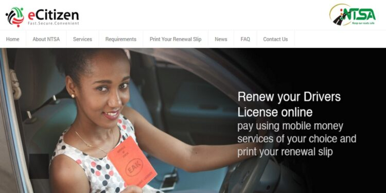 How to renew your driving license in Kenya