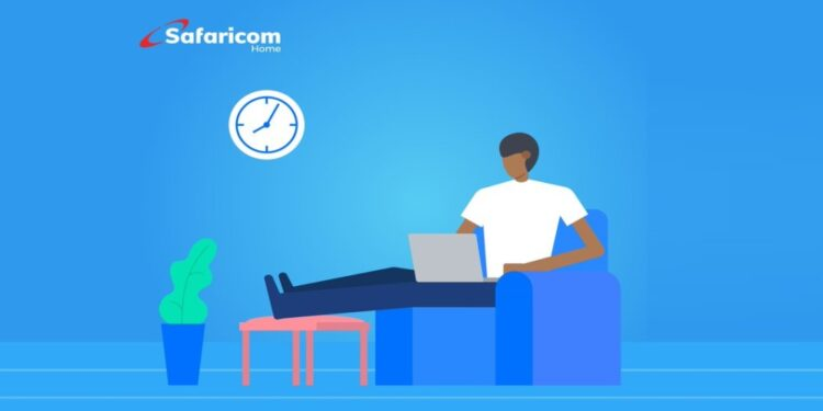 How to pay or renew your Safaricom Home Fibre package
