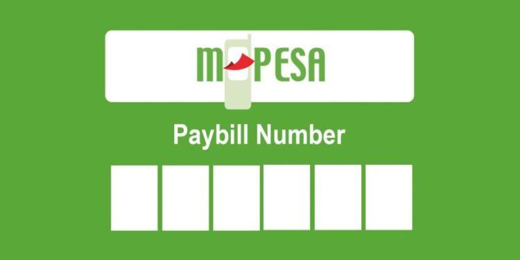 How to apply for M-Pesa paybill number