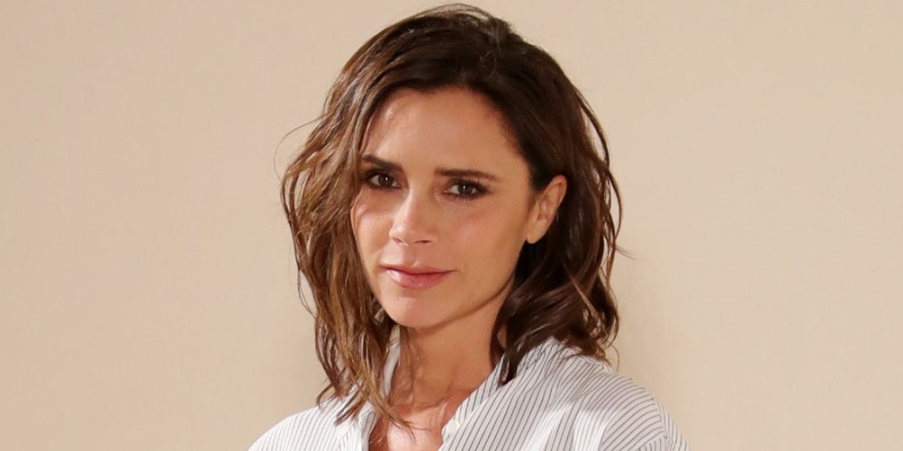 Bilderesultat for victoria beckhams hair 2019