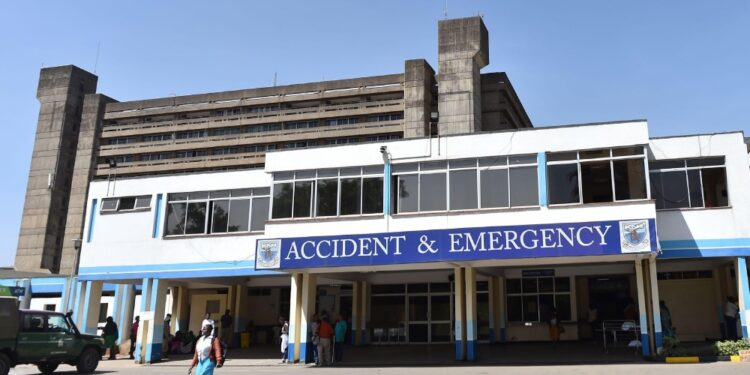 Hospitals that offer outpatient services in Kenya