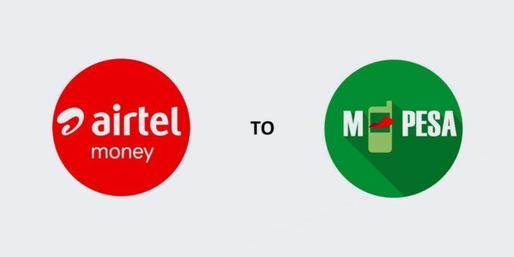 How to send money from Airtel Money to M-Pesa