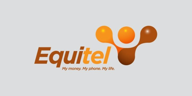 Equitel My Money transfer and withdrawal charges