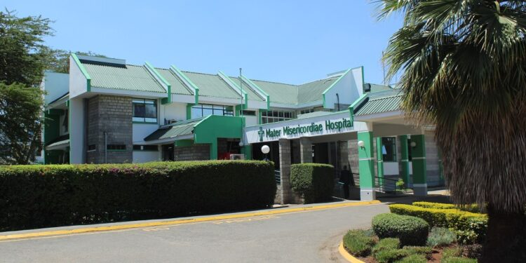 Hospitals that offer inpatient services in Kenya