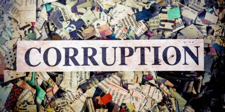 Top 20 most corrupt countries in the world