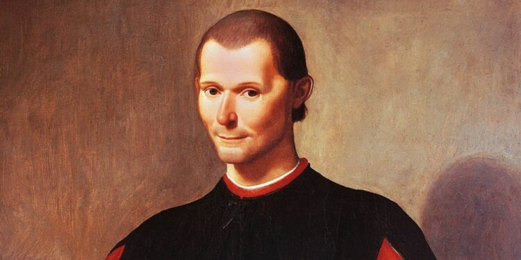 Best quotes from Niccolò Machiavelli