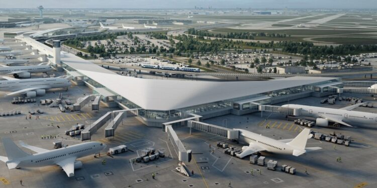 Top 20 largest airports in the world by aircraft movements