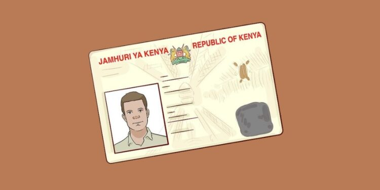 How to apply for an alien ID card in Kenya