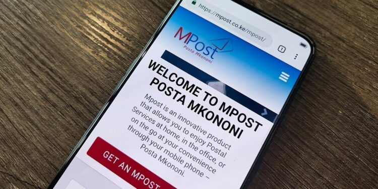 How to register for Mpost in Kenya
