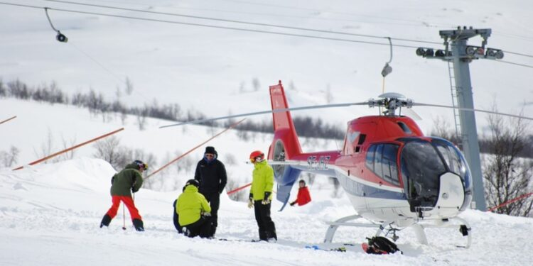 Activities to do on a heli-skiing trip