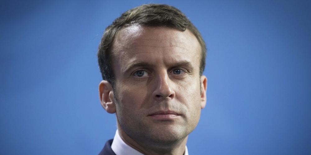 Emmanuel Macron Net Tsim Nyog 2020 Victor Mochere