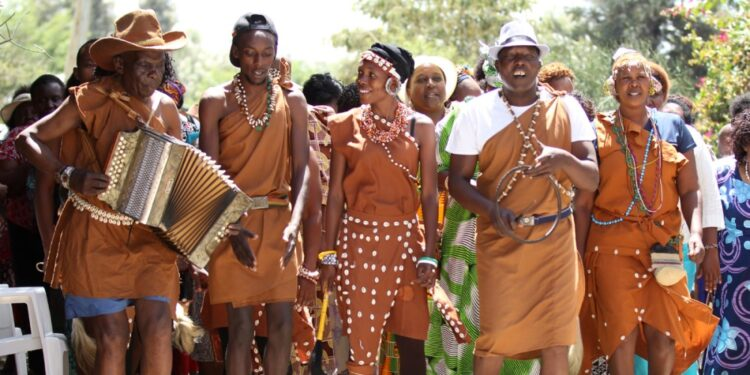 Top 10 most populous tribes in Kenya