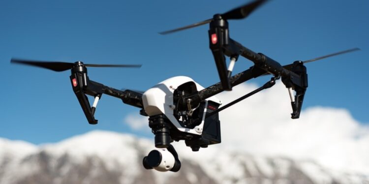 Trends in drone camera technology
