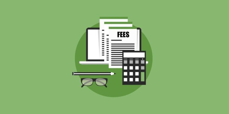 Fees for bankruptcy, companies and collateral registry in Kenya