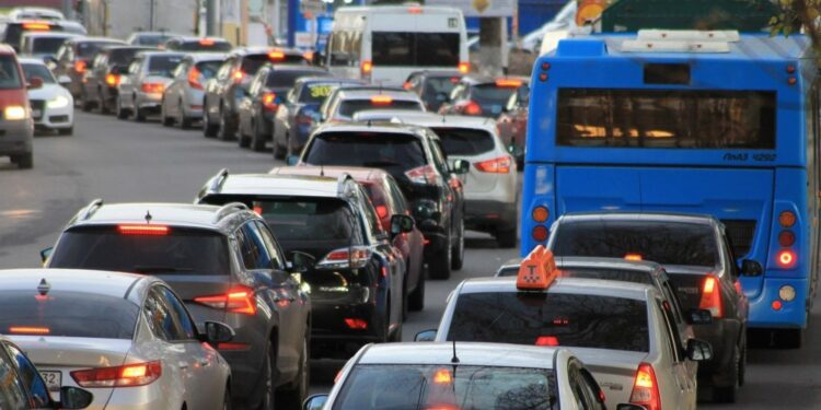Top 20 most congested cities in the world