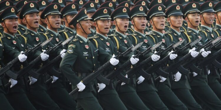 Top 20 largest militaries in the world