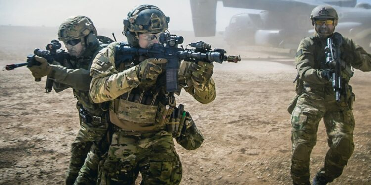 Top 20 most powerful militaries in the world