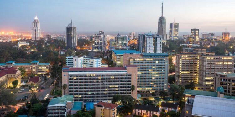 Top 10 largest county economies in Kenya