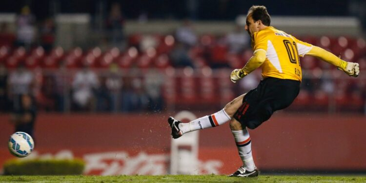 Top 20 goalkeepers with the most goals in football history