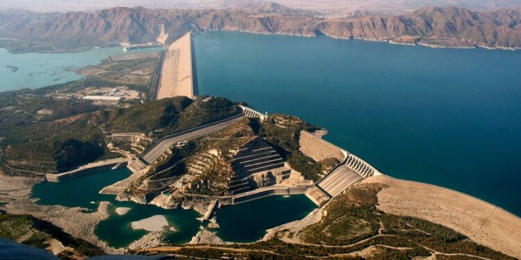 Top 20 largest dams in the world