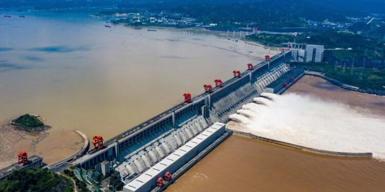 Top 20 largest hydroelectric power stations in the world