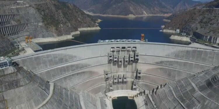 Top 20 tallest dams in the world