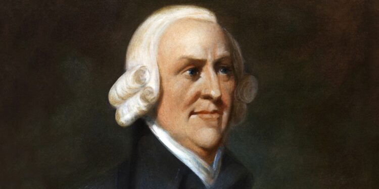 Best quotes from Adam Smith