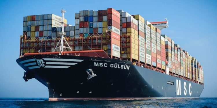 Top 10 largest ship-owning countries in the world