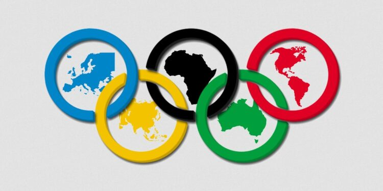 Top 20 countries with the most Olympic medals in the world