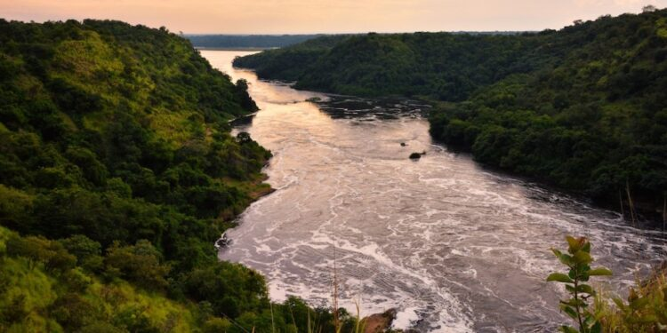 Top 20 longest rivers in the world
