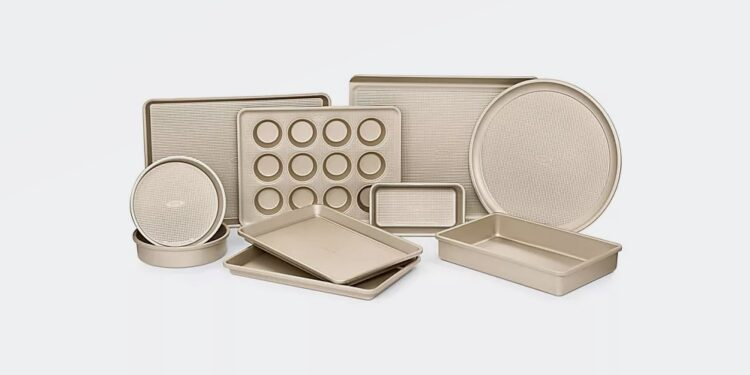 Best bakeware sets for your kitchen