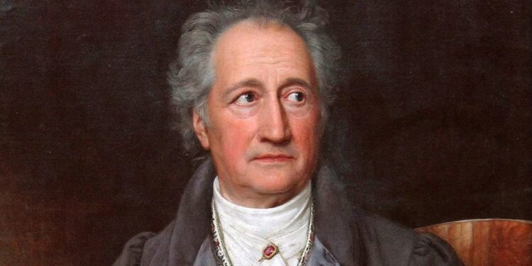 Best quotes from Johann Wolfgang von Goethe