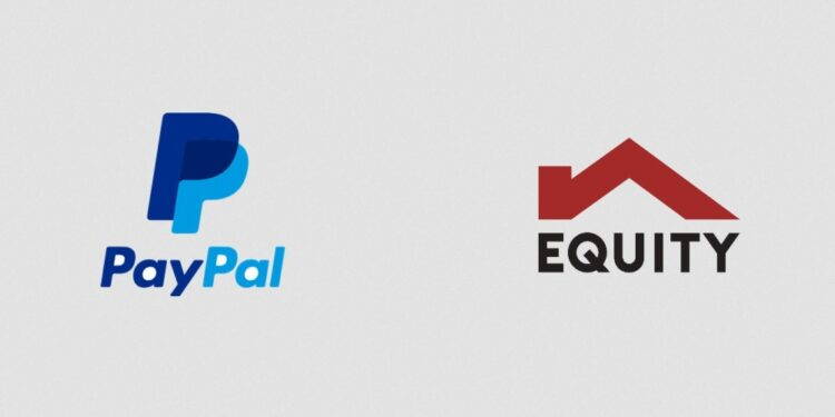 How to withdraw money from PayPal to Equity Bank