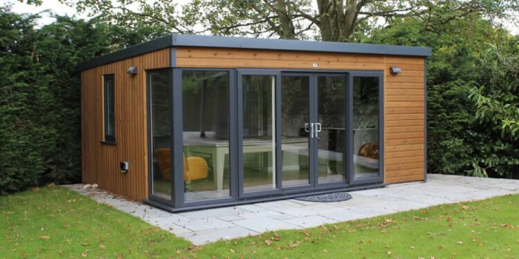 Backyard office shed ideas for remote working