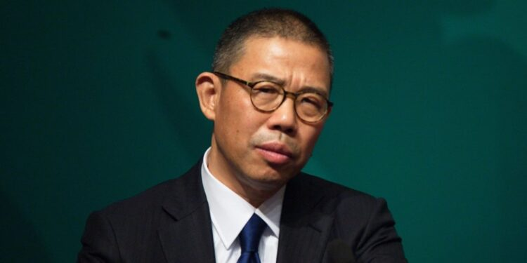 Top 10 richest people in China