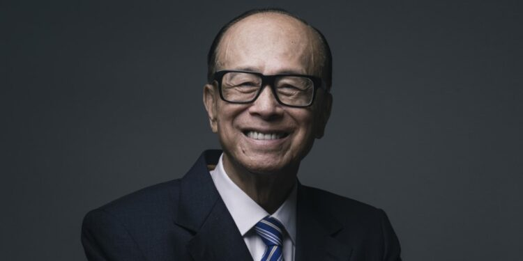 Top 10 richest people in Hong Kong