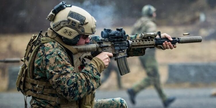 Top 20 highest military spending countries in the world