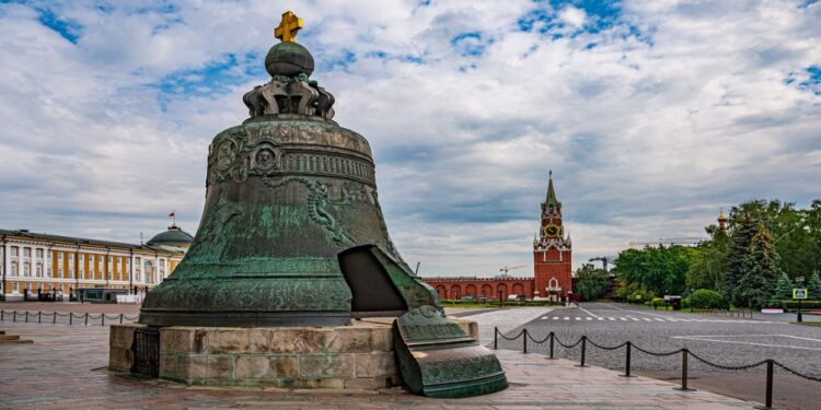 Top 20 largest bells in the world